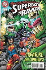Superboy and the Ravers #4 (Dec 1996, DC)