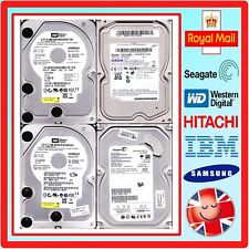 "HDD 3.5"" Inch SATA Desktop Hard Disk Drive Tested & Erased Various Capacities."