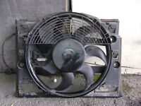 OEM BMW E30 AC Condenser aux low fan relay 325e 325i 325is 325ix 325ic m3