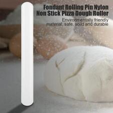 2 estilos Antiadherente Pastel Fondant Rodillo Rodillo De Silicona Pastelería de Cocina Bakin