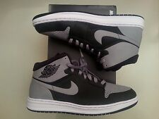 Nike Air Jordan 1 Shadow sz 15 Alpha id. Black Grey Red Bred Chicago Royal low