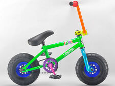 * GENUINE ROCKER-non copiare * - FUNK iROK + BMX Incorporated MINI BICICLETTA BMX