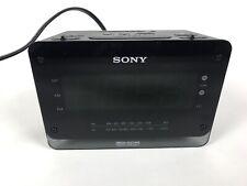 Sony ICF-C414 Dream Machine Large Display Dual Alarm Clock Radio