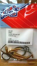 Carburetor Carb Repair Rebuild Kit Yamaha YZ85 YZ 85 2006-08 2-Stroke