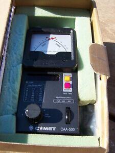 CAA500 Standing Wave Analyser