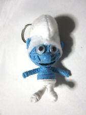 The Smurfs  Voodoo String Doll Keychain Ornament Accessory (Thai handmade)