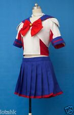 Sailor Moon Sailor V uniform Cosplay Costume Custom Made <lotahk>
