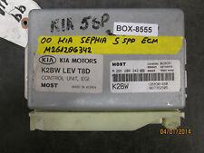 00 Kia Sephia 5SPD ECM #M261206342 * Voir Article Description*