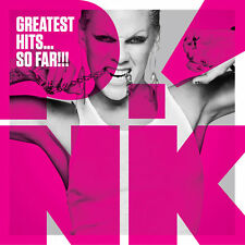 PINK (GREATEST HITS CD SEALED + FREE POST)