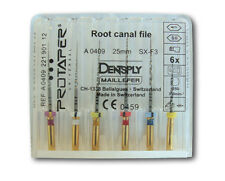 Dentsply Rotary ProTaper Universal Engine NiTi Files 21 mm SX-F3 (4 PACK)
