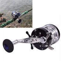 Ocean Trolling 6+1 Fishing Stainless Steel Bearing  Alloy Trolling Fishing Reels