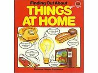 Things at Home (Usborne Explainers), Humberstone, Eliot, Very Good, Paperback