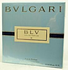 BLV II by Bvlgari  Perfume  25ml Eau De Parfum EDP Spray  NEW & SEALED  RARE HTF