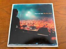 "Paul van Dyk We Are Alive 2X 12"" VINYL RECORD MUTE 9145"