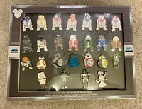 Star Wars Disney D23 Expo Droid 25 Pin Set LE 300 - 2019 Industrial Automation