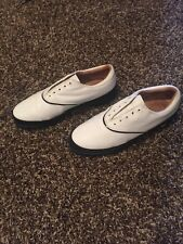 "Womens Nike Air Comfort ""verdana last� Golf Shoes w/bag size 8.5"