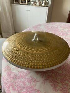 rosenthal deckeldose Gold 25cm