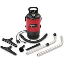 Sanitaire Backpack Vacuum Cleaner - 1.40 Kw Motor - 1.38 Kw Air Watts - 1.50 Gal