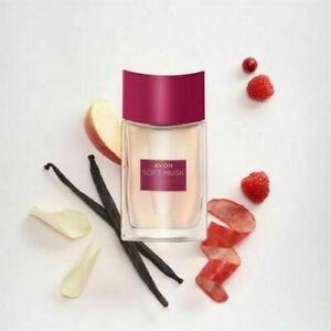 Avon Soft Musk Delice Velvet Berries EDT, 50ml