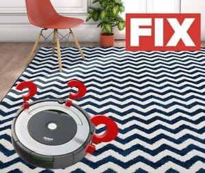 SERVICE: iRobot Roomba Dark Carpet Detection Bypass Modification - ALL Models!