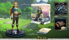 The Legend Of Zelda Breath Of The Wild Princess Zelda Regular Statue Nintendo