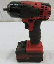 """Snap-On CT8810B 18V 3/8"""" Drive Impact Wrench with 4.0 Ah Battery"""