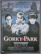 Pastillas Gorky Park Michael Apted William Hurt Lee Marvin