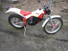 Merlin Trial FIUS DG3 Bultaco entwurf mit  Cagiva motor