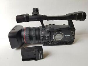 Canon XH A1 Mini DV Camcorder Black MINIDV Professional Camera CANON HD HDV DV
