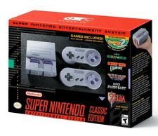 Super Nintendo Entertainment System - SNES Classic Edition