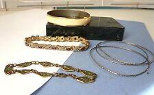 Lot de 6 bracelets anciens …