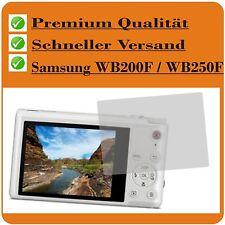 2x Samsung WB250F protubérance Film Protecteur d'Écran de d'ecran