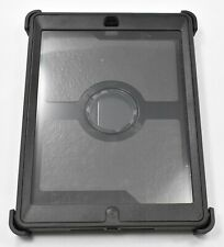 """Otterbox Defender Ipad 9.7"""" Case Black With Stand Barely Used"""