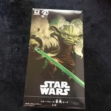 Star Wars Goukai Figure Yoda Banpresto Movie Collection CRANEKING Prize goods