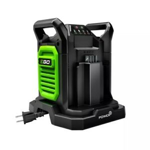 EGO Power+ CH2800D ARC 56Volt 280 W Dual Port Lithium Battery Charger Out of Box