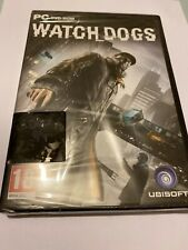 🤩 jeu video pc dvd cd rom mac neuf blister fr watch dogs hacking is our weapon