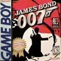James Bond 007 - Original Nintendo GameBoy Game
