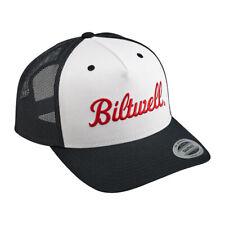 BILTWELL LOGO SNAPBACK CAP - BLACK/WHITE/RED - **BRAND NEW & IN STOCK**