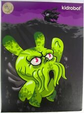 "Kidrobot Limited Edition Scott Tolleson 8"" Dunny King Howie Vinyl Figure Cthulhu"