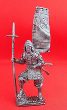 54 mm Tin Miniature Figurine Figure Toy soldier Ashigaru. Japan 1600 year
