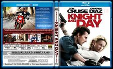 Knight and Day (Blu-ray Disc, 2012, Canadian;)