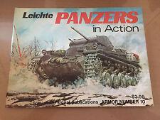 SQUADRON SIGNAL PUBLICATION 2010 - ARMOR 10 - LEICHTE PANZERS