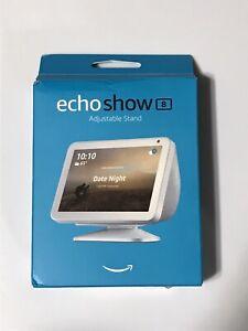 Amazon Echo Show 8 Adjustable Stand - White New open box