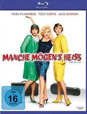 Manche mögen's heiss [Blu-ray](NEU/OVP) Marilyn Monroe, Jack Lemmon, Tony Curtis