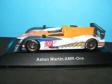 Aston Martin AMR One Gulf Sponsored Racing Sports car  1:43rd. Scale Gulf