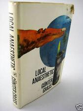 1st/1st Printing LOCAL ANAESTHETIC Gunter Grass NOBEL PRIZE Classic RARE