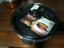 Dash DRG214AQ Family Size Rapid Heat Electric Skillet + Hot Oven Cooker with 14