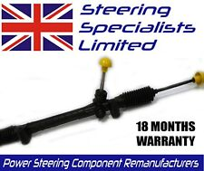 Vauxhall Combo, 1.3 CDTI 2001 to 2011 Remanufactured Steering Rack, EPS