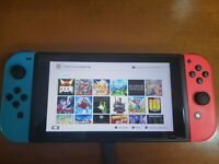 Nintendo Switch Vulnerable Unpatched+400GB+ModChip RcmX86+40juegos