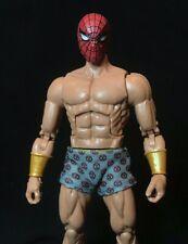 SU-UW-SPD: 1/12 scale PS4 Spider-man undies for Marvel Legends Body (No figure)